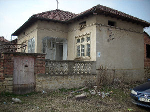 Varbovka House Front